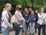 Победители весеннего цикла Московской этнографической олимпиады совершили образовательное путешествие по улицам многонациональной Москвы