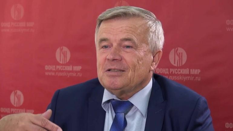 Не стало педагога и общественного деятеля Александра Кондрякова