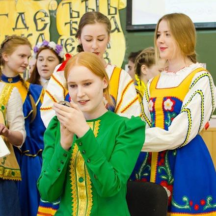 Организация культурно-образовательных стажировок в Москве для студентов из славянских стран