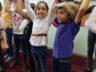 Дети из афганских семей готовятся к обучению в российской школе