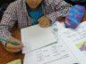 Дети из афганских и африканских семей готовятся к обучению в российской школе