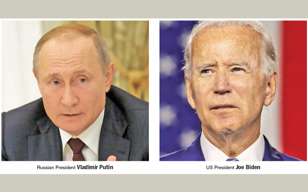 The United States and Russia: Warmongers and Peacemakers